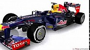 Le ultime evoluzioni della Red Bull RB8