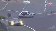 24H Le Mans 2013 Aston Martin Crash - Allan Simonsen