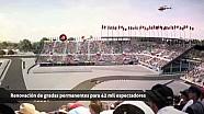 Remodelación del Autódromo Hermanos Rodríguez
