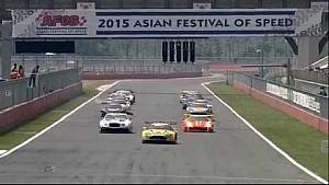 GT Asia, Round 2 Korea 2015
