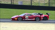 Ferrari Challenge Europe Coppa Shell - Mugello 2015: Carrera 1