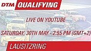 DTM - Lausitzring - Qualifications 1 LIVE
