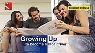 Growing up to become a Race Driver - Felipe Nasr - Sauber F1 Team