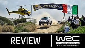 WRC - Rally de Italia-Cerdeña 2015: Revisión videoclip
