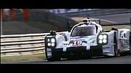 Porsche en Le Mans 2015