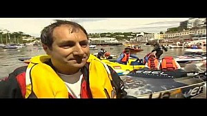 2007 Honda Formula 4-Stroke powerboat Series Torquay-150hp