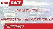 DTM Norisring 2015 - Race 1 - Live Stream