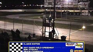 2011 Baer Field Speedway 17th of September