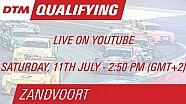 DTM - Zandvoort - Qualifications 1 LIVE