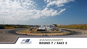 20th race of the 2015 season / 2nd race at Zandvoort