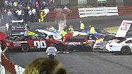 Accidente Streetstock en Bowman Gray