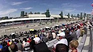 From the grandstand: Toronto Indy 2015