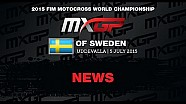 MXGP of Sweden 2015 Highlights