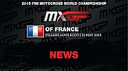 MXGP of France News Highlights 2015