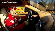 Ferrari F12 Berlinetta: Alonso, Massa Special Testing