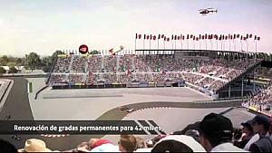 Proyecto Fórmula 1 México 2015 - Autódromo Hnos. Rodríguez