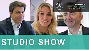 Studio Show -Toto on Hungarian GP & Paddy on F1 summer shutdown