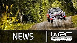 Rallye de Finlande - ES8 à 13