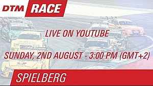 DTM - Red Bull Ring - Course 2 LIVE