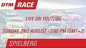 LIVE - DTM Spielberg 2015 - Race 2