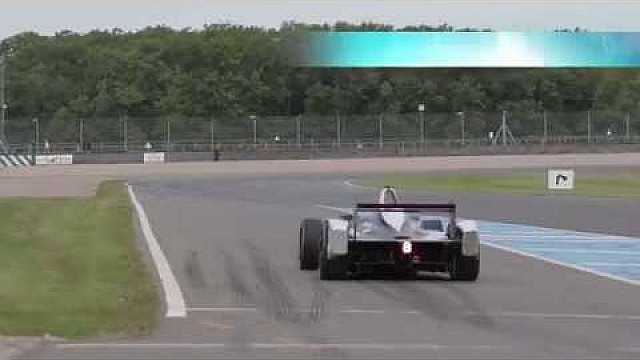 The new sound of Formula E