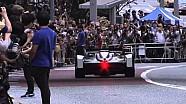 Formula E hits the streets of Tokyo