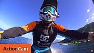 Robbie Maddison's Pipe Dream POV with Action Cam