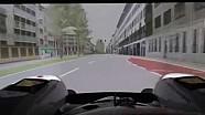 Simulateur Toyota - En route pour le Nürburgring!
