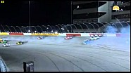 Bliss, Yeley, and Annett wreck at Darlington
