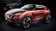 Nissan Gripz Concept, nouveau Crossover Sport