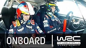 Rally de Australia 2015: Paddon Onboard