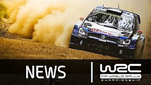 WRC - Coates Hire Rally Australia 2015 : Spéciales 5-8