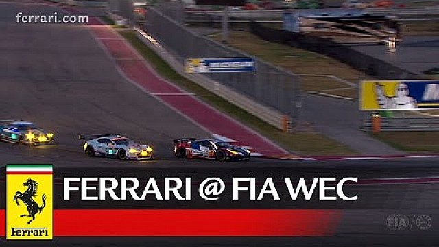 Ferrari: All the emotions from the 6 Hours of COTA