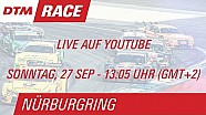 دي تي أم نوربورغرينغ 2015 - السباق الثاني - بث مباشر