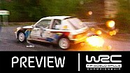WRC - Tour de Corse Rallye de France 2015: Preview Clip
