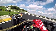 #INDYCAR In-Car Theater: James Hinchcliffe op Road America