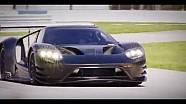Le développement de la Ford GT continue