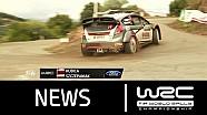 WRC - Tour de Corse 2015 - Spéciales 1 & 2
