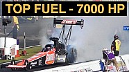 Gumout Top Fuel Dragster - 7000 HP Explained
