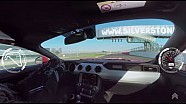 Experience 360 Degree Lap of Silverstone in a Ford Mustang V8