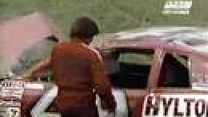 Trevor Boys flips at Talladega in 1984