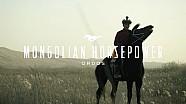 Mongolian Horsepower | Ford Mustang, in Ordos, Inner Mongolia
