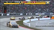 Matt Kenseth wrecks Joey Logano at Martinsville