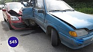Подборка Аварий и ДТП 2015 Август - 545 / Car Crash Compilation August 2015