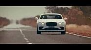 La Bentley Continental GT Speed atteint 331 km/h sur autoroute fermée en Australie