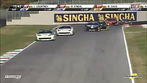 法拉利挑战赛 EU Coppa Shell  North America - Race 1