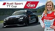 RaceRoom | Audi Sport TT Cup - Développement de la physique avec Mikaela Ahlin-Kottulinsky