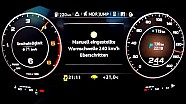 Audi TT Acceleration 0-244 Onboard 8S Autobahn Autostrada Test Drive Beschleunigung