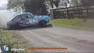 Heartlands Mini Stage Rally 2015 (Flyin Finn Motorsport) Irish Rally Action