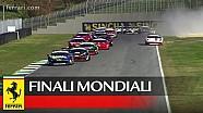 "Ferrari Challenge - ""Babalus"" and Vezzoni become Trofeo Pirelli World Champions"